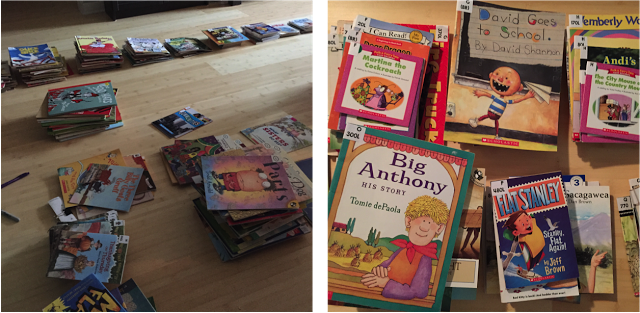 Labeling and Organizing Books2